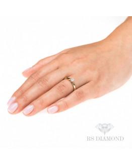 Pierścionek z Cyrkonią  Juna 5850A72C Sklep z biżuterią