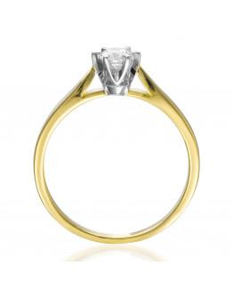 Pierścionek Zaręczynowy z brylantem 5850C36.15
